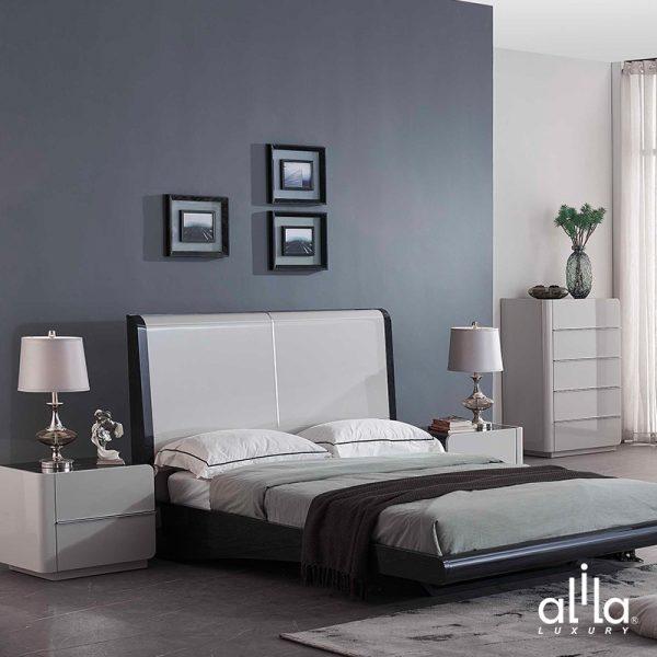 Bộ Phòng Ngủ Grey KB804 Alila