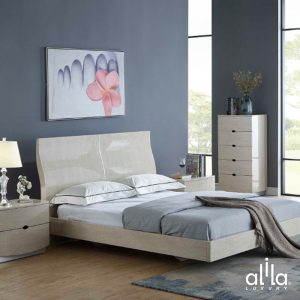 Bộ Phòng Ngủ Grey Walnut B810 Alila
