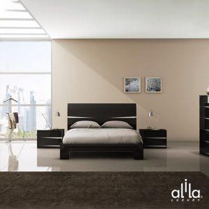 Bộ Phòng Ngủ Grey Walnut B836 Alila