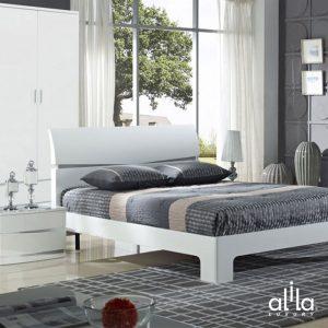 Bộ Phòng Ngủ White SB801 Alila