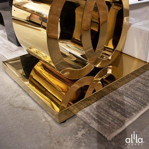 Kệ Tivi Mặt Đá Cẩm Thạch E382 Alila